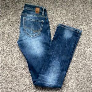 Women's BKE Stella Straight Leg Jeans